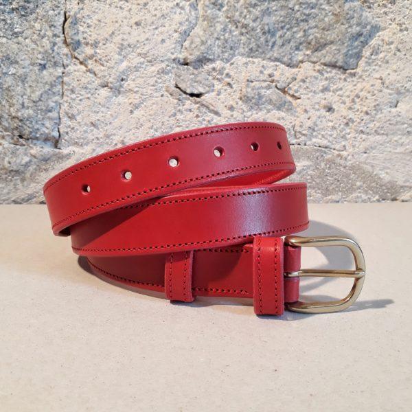ceinture rouge