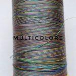 Fil nylon polyester multicolore