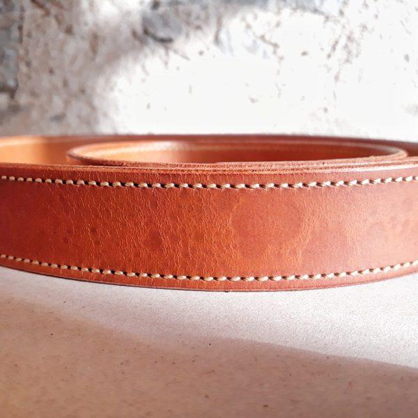 ceinture cognac solde 3