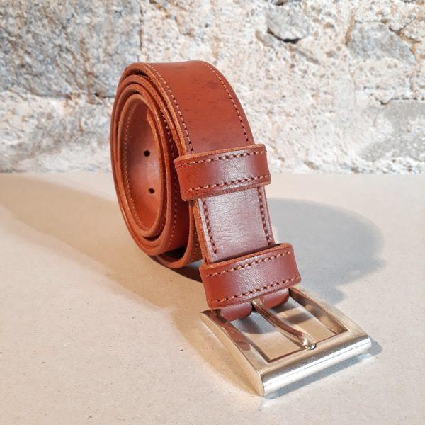 ceinture cognac solde 4