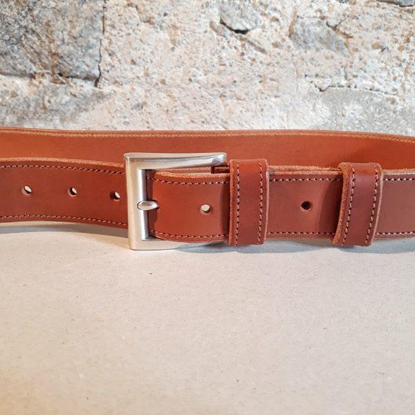 ceinture cognac solde 5