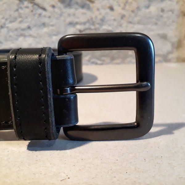 ceinture cuir noir 30 mm-12