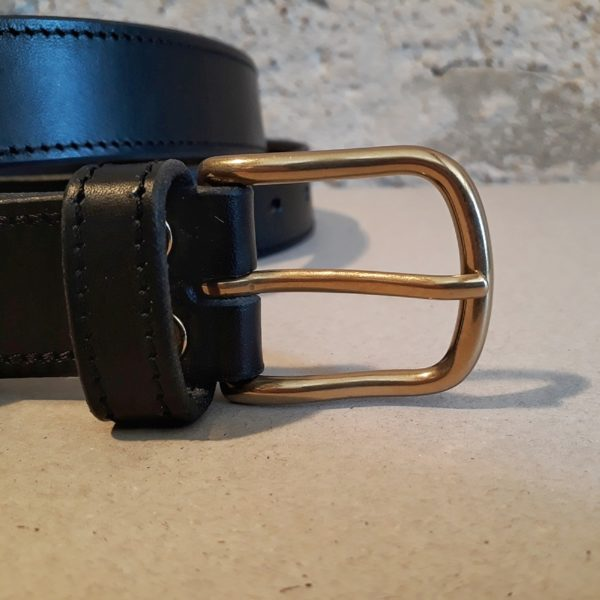 ceinture cuir noir 30 mm-8
